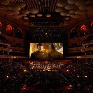 Star Trek with Live Orchestra at Royal Albert Hall